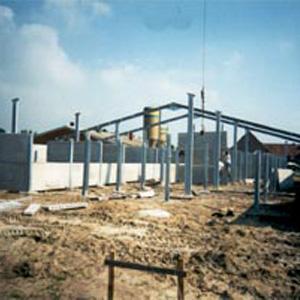 loods- en industriebouw Mattelin Diksmuide